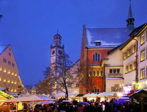 Ravensburger Christkindlesmarkt abgesagt