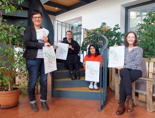 Mädchenkreativtag: An vier Stationen in Friedrichshafen