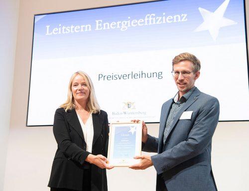 Leitstern Energieeffizienz 2020: Landkreis Tuttlingen auf 4. Platz in ganz Baden-Württemberg